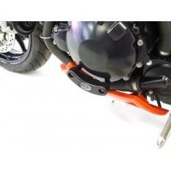 Slider moteur gauche pour Speed Triple 1050 '05-08