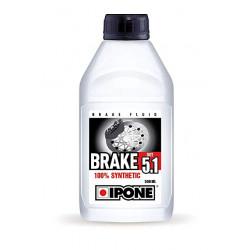 Ipone 800313 Liquide de Frein Dot 5.1 Synthétique
