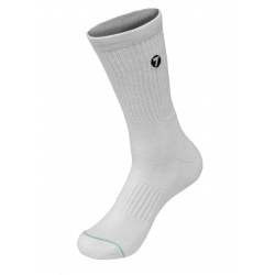 Chaussettes Seven Brand Crew Blanc S/M