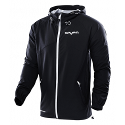 Veste Seven Galaxy Windbreaker Noir MD