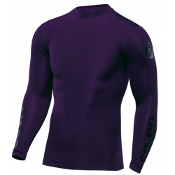 Maillot Seven Zero Blade Compression Purple L