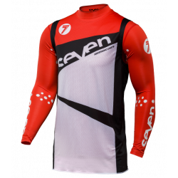 Maillot Seven Zero Blade Compression Rouge XL