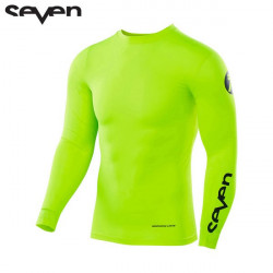 Maillot Seven Zero Blade Compression Flo Yellow XL