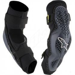 Coudieres Alpinestars Sequence Elbow Protector Ant/Yellow fluo S/M