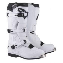 Bottes Alpinestars Tech 1 Blanc 5 (38)