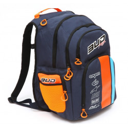 Sac Multifonction Bud Racing Race Navy/Orange