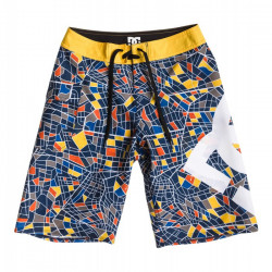 Boardshort enfant DC Lanai map in 14 ans-ADBBS03005-BTN4