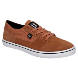 Chaussures femme DC Shoes Bristol bright Rouge (BRE)T.5 (36)-ADJS300022