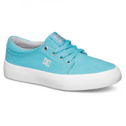 Chaussure enfant DC Trase Turquoise/grey 7(39)-ADBS300084-TLG