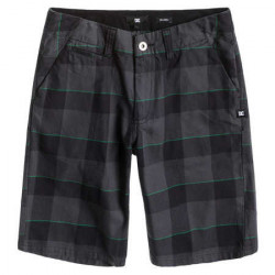 Walkshort enfant DCShoes The House shadow plaid(KRP2)T.24-EDBWS00001