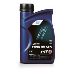 Huile de fourche ELF Moto Fork Syn 10W 0.5l