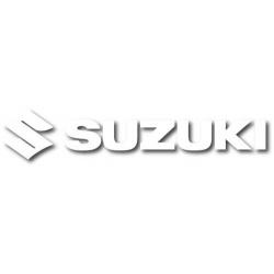 Die Cuts sticker Factory Effex 91cm Suzuki Noir