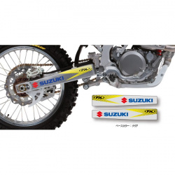 Sticker de bras oscillant FX Suzuki RMZ 250 04/06