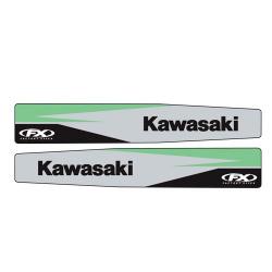 Sticker de bras oscillant FX Kawasaki KX 80/85 98