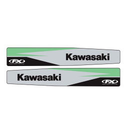 Sticker de bras oscillant FX Kawasaki 250/450 KXF 06