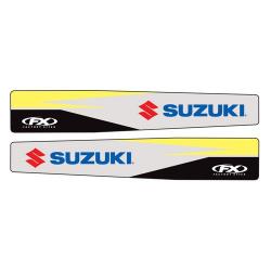 Sticker de bras oscillant. FX Suzuki 125/250RM96+250RMZ07+450RMZ05/17