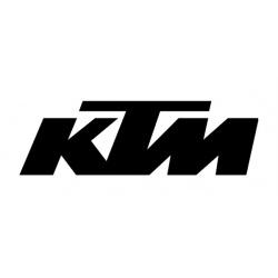 Die Cuts sticker Factory Effex 91cm KTM Noir