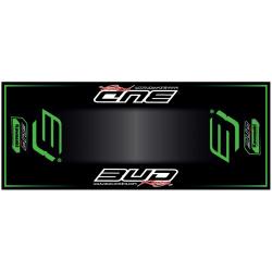 Tapis de sol HURLY Team Bud/Kawasaki 200x80cm