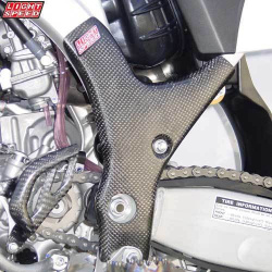 Protection de cadre 250 KXF 06-08 carbone Light Speed