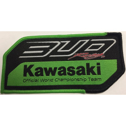 Patch Team Bud racing 19 83mm