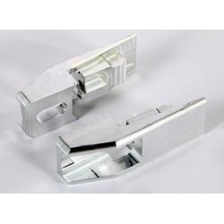 Rallonge de bras occillant alu Bud 65 KTM 16 (paire) +5cm