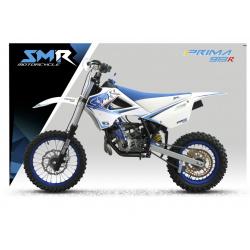 "Minicross 50cc SMR Prima 913R roues 14/12"""