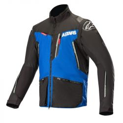 Veste Enduro Alpinestars Venture R Blue Noir XXXL