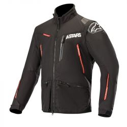 Veste Enduro Alpinestars Venture R Noir Rouge XL