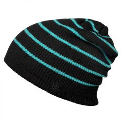Bonnet Seven Descent Noir Aqua