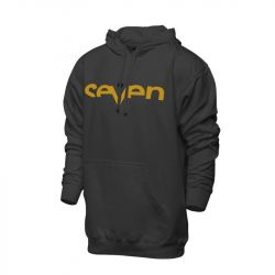 Sweat Seven Brand Charcoal S