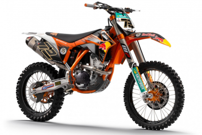 Demultiplication origine moto ktm